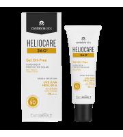 HELIOCARE 360 Gel Oil-Free Dry Touch SPF 50 Sunscreen – Солнцезащитный гель с SPF 50 для нормальной и жирной кожи