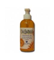Массажное масло Зародыши пшеницы — Календула
