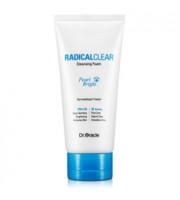 "RADICALCLEAR Cleansing Foam Pearl Bright - RADICALCLEAR Пенка для умывания ""Сияние жемчуга"""