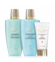 Premier – Programa Renovador Pieles Sensibles – Трехшаговая обновляющая программа для чувствительной кожи (домашний уход)