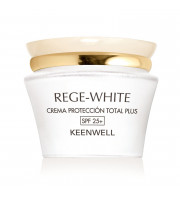 Rege – White Total Plus Protection Cream (SPF 25+) - Защитный крем Тотал Плюс (СЗФ 25+)
