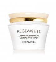 Rege – White All - Over Anti -Ageing Regenerative Cream Global - Восстанавливающий Омолаживающий Крем Глобал