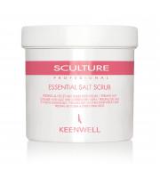 Essential Salt Scrub - Солевой скраб с эфирными маслами