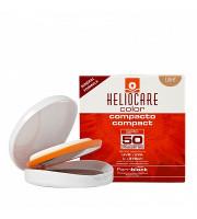 HELIOCARE Color Compact SPF 50 Sunscreen – Крем-пудра компактная минеральная с SPF 50 для сухой и нормальной кожи (Light)