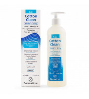 COTTON CLEAN Foamy Cleansing Gel (Dermatime) – Пенящийся гель для умывания