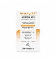 Retinol 5n RRT Sealing Set (Dermatime) – Набор саше с инкапсулированным ретинолом 5% для запечатывания химических пилингов
