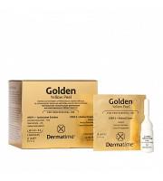 Golden Yellow Peel (Dermatime) – набор для желтого пилинга