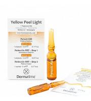 Yellow Peel Light (Dermatime) – «Желтый» пилинг с инкапсулированным ретинолом 5%, набор на 1 процедуру