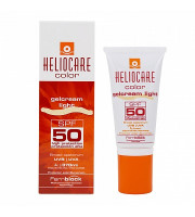 HELIOCARE Color Gelcream Light SPF 50 – Тональный солнцезащитный гель-крем с SPF 50 (Light)