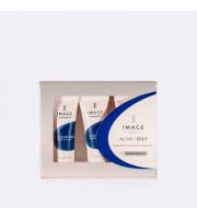 I TRIAL Oily/Acne Trial Kit - Набор мини-препаратов для жирной кожи и кожи с акне