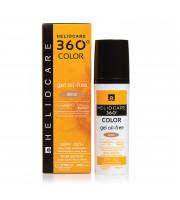 HELIOCARE 360º Color Gel Oil-Free Beige Sunscreen SPF 50+ – Тональный солнцезащитный гель с SPF 50+ (Бежевый)