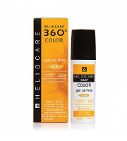 HELIOCARE 360º Color Gel Oil-Free Pearl Sunscreen SPF 50+ – Тональный солнцезащитный гель с SPF 50+ (Жемчужный)