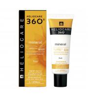 HELIOCARE 360º Mineral Fluid Sunscreen SPF 50+ - СОЛНЦЕЗАЩИТНЫЙ МИНЕРАЛЬНЫЙ ФЛЮИД С SPF 50+ ДЛЯ ВСЕХ ТИПОВ КОЖИ