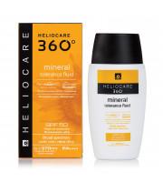 HELIOCARE 360º Mineral Tolerance Fluid Sunscreen SPF 50 – Солнцезащитный минеральный флюид с SPF 50 для чувствительной кожи
