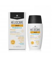 HELIOCARE 360º Pediatrics Mineral Sunscreen SPF 50+ (Cantabria Labs) – Минеральный фотопротектор для детей СЗФ 50+